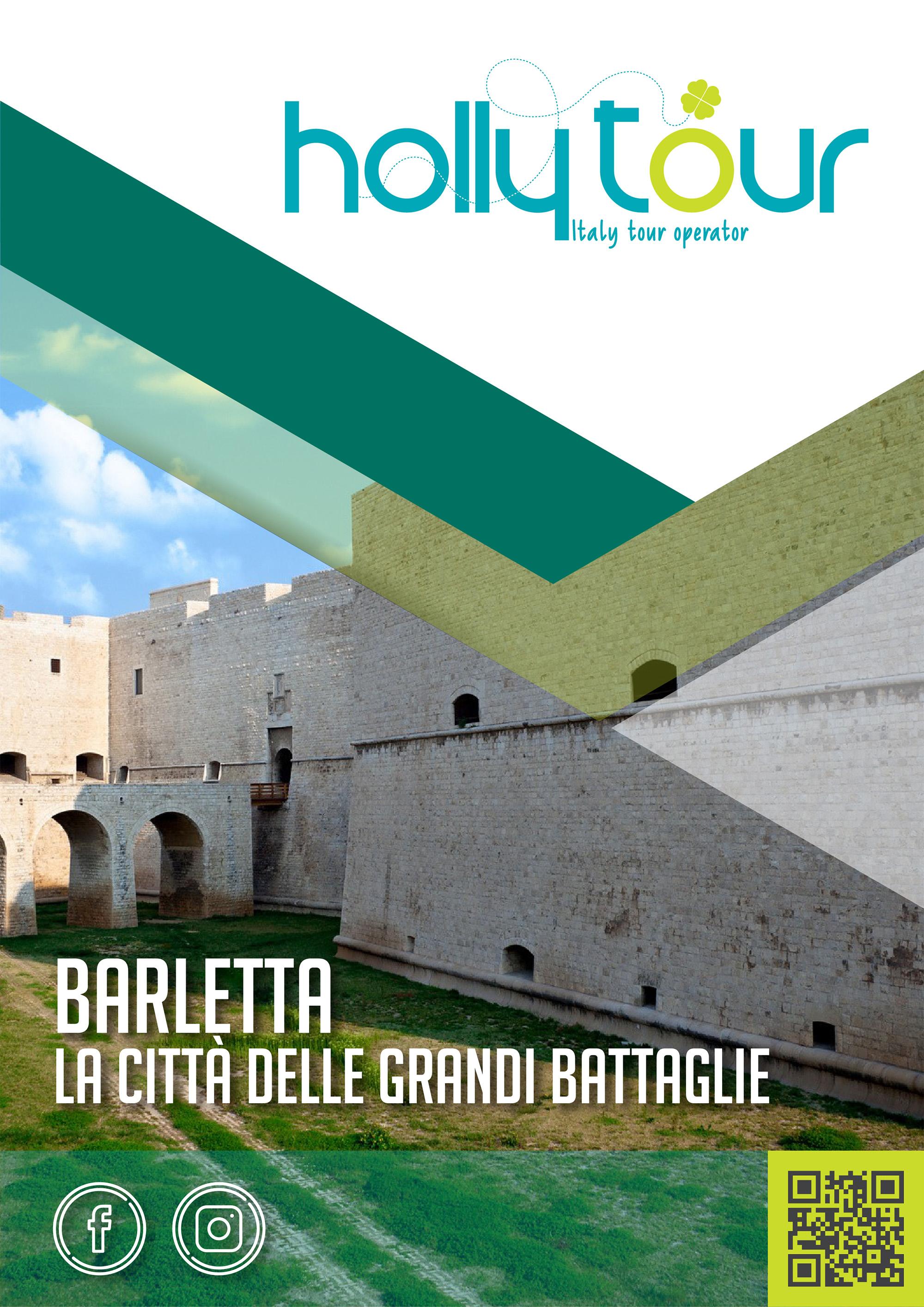BARLETTA, LA CITTÀ DELLE GRANDI BATTAGLIE