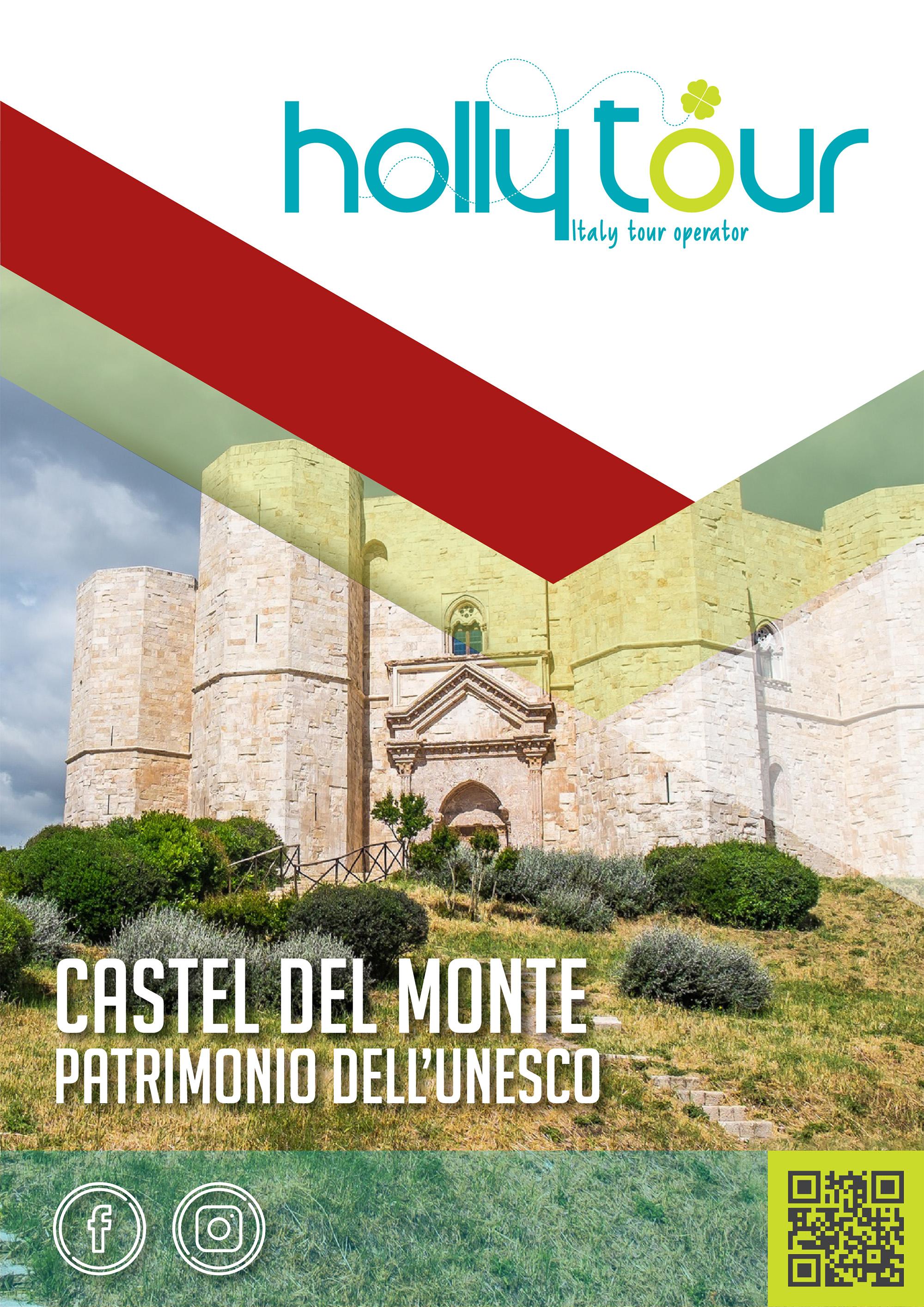 CASTEL DEL MONTE, PATRIMONIO UNESCO