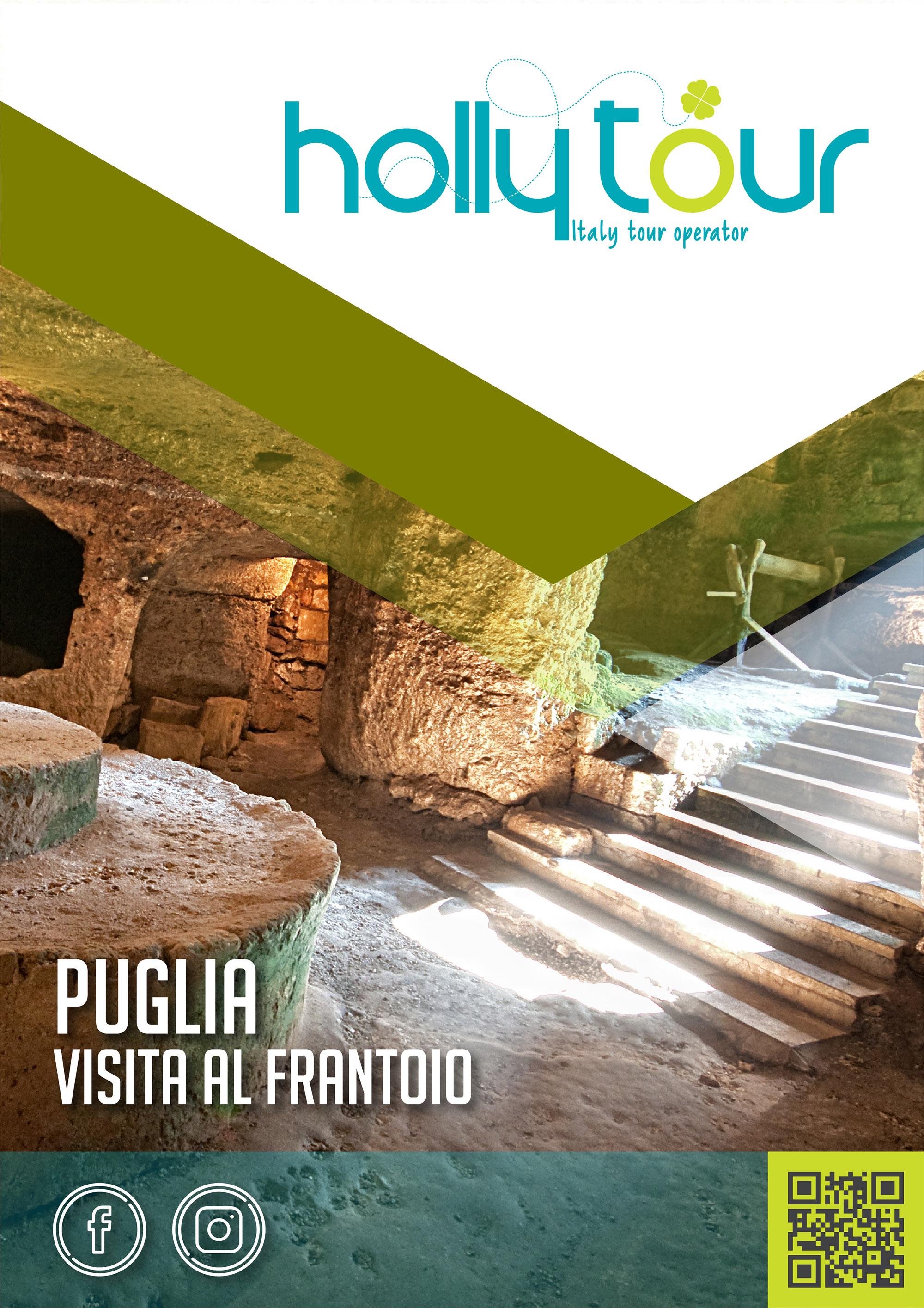 PUGLIA, VISITA AL FRANTOIO