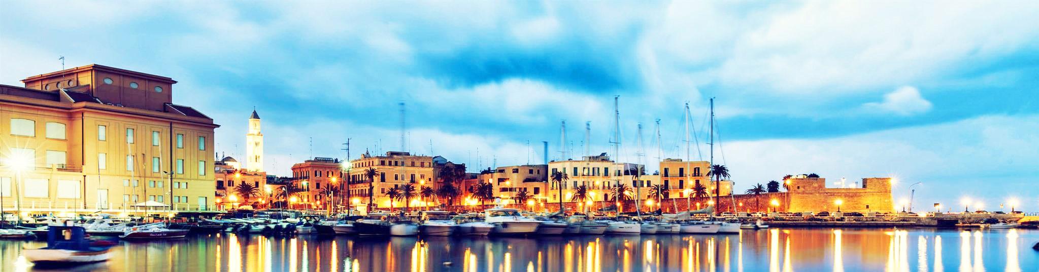 Barialto Golf Club e tour Bari