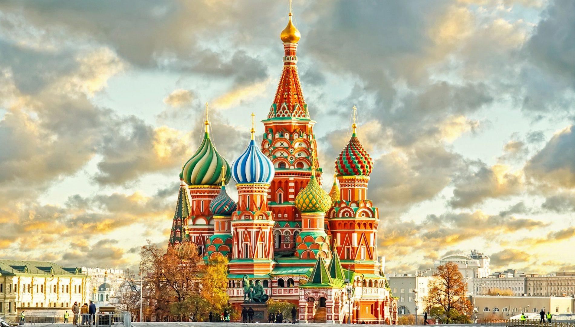Tour Mosca Estate: partenze da giugno a settembre 2019
